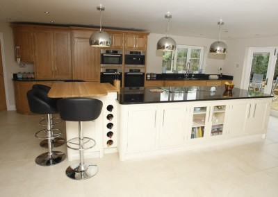 Large Extension in Blackthorn