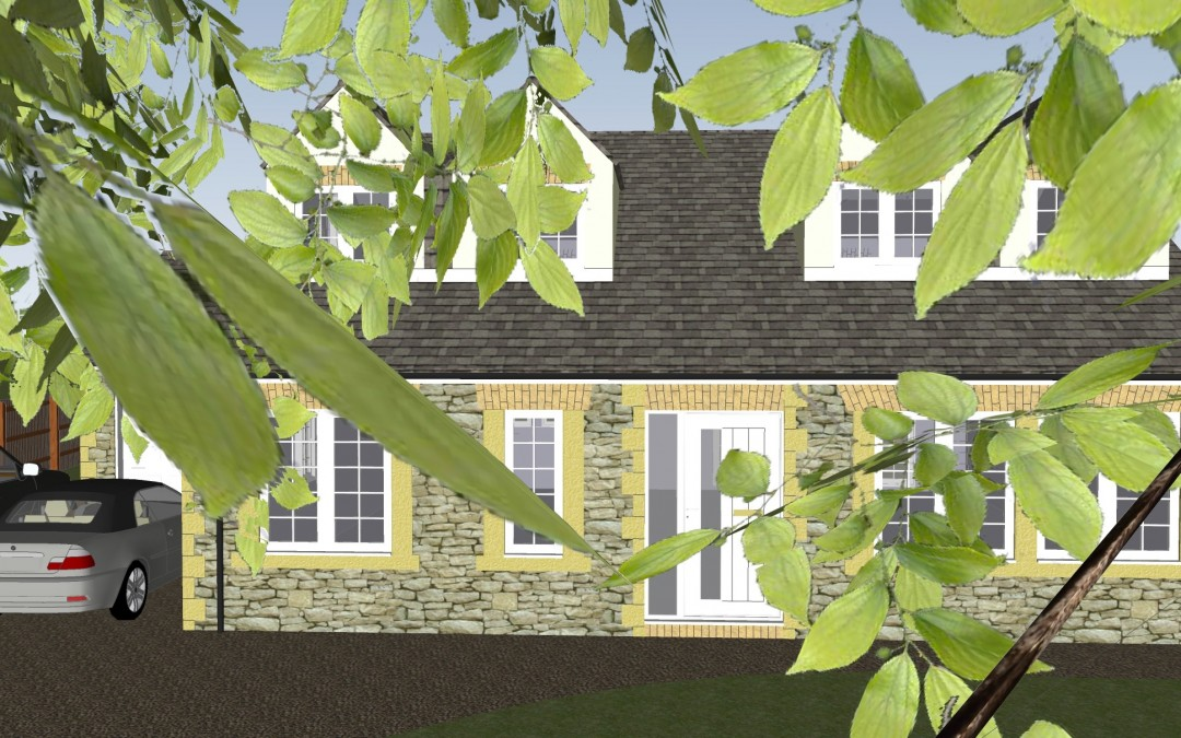 Proposed New Dwelling in Berinsfield